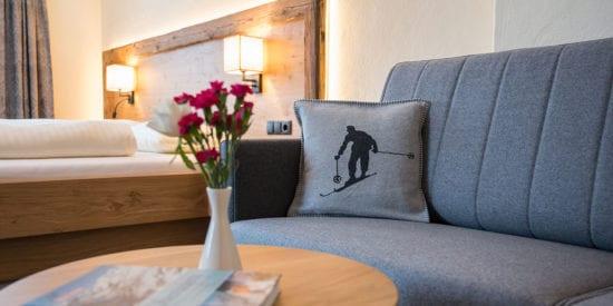 Zimmer & Ferienwohnungen in Obertauern im Hotel Weningeralm
