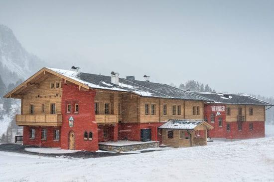 Kontakt & Anreise zum Hotel Weningeralm in Obertauern