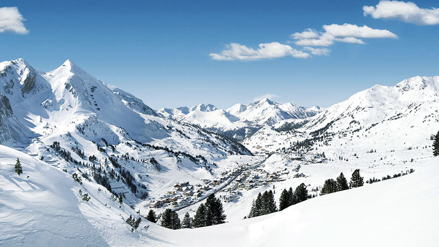 Skifahren Obertauern