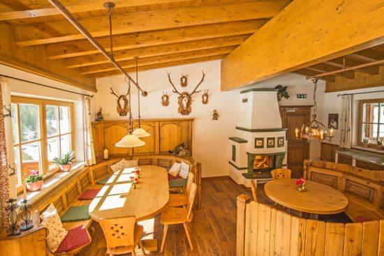 Stube –3 Sterne Hotel Weningeralm in Obertauern, Salzburg
